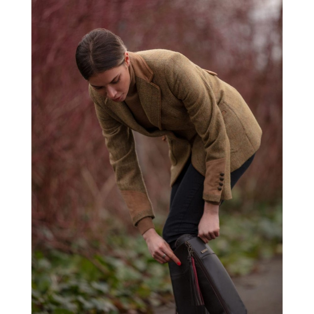 Welligogs Westminster Fitted Jacket Hazel Check