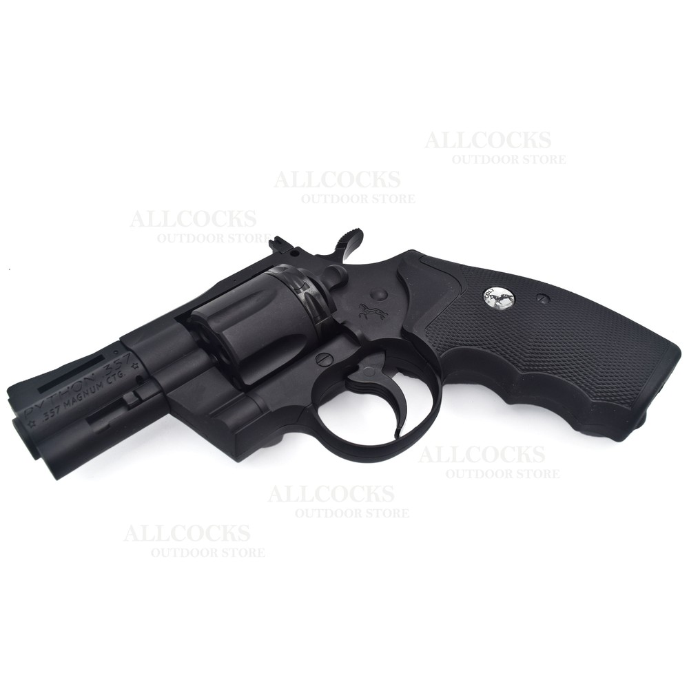 Umarex Colt Python .357 Magnum CTG CO2 Air Pistol - 2.5