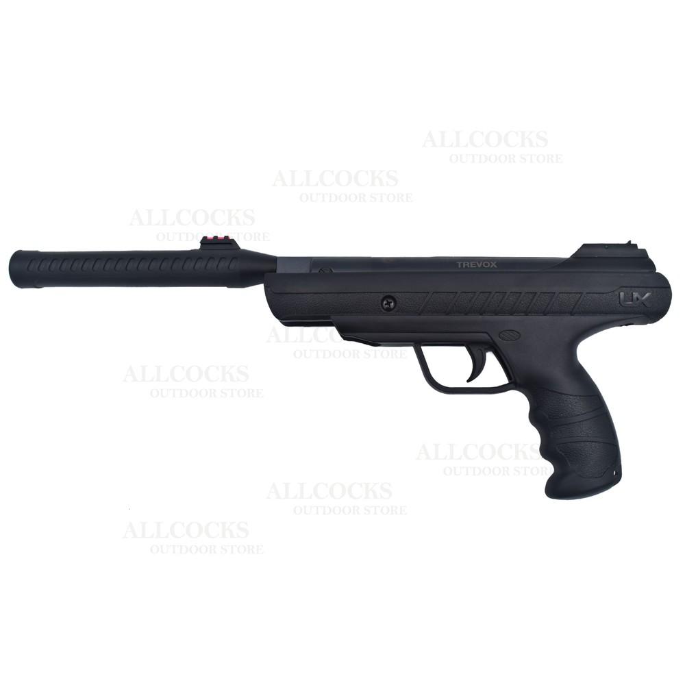 Umarex UX Trevox Air Pistol - .177 Black
