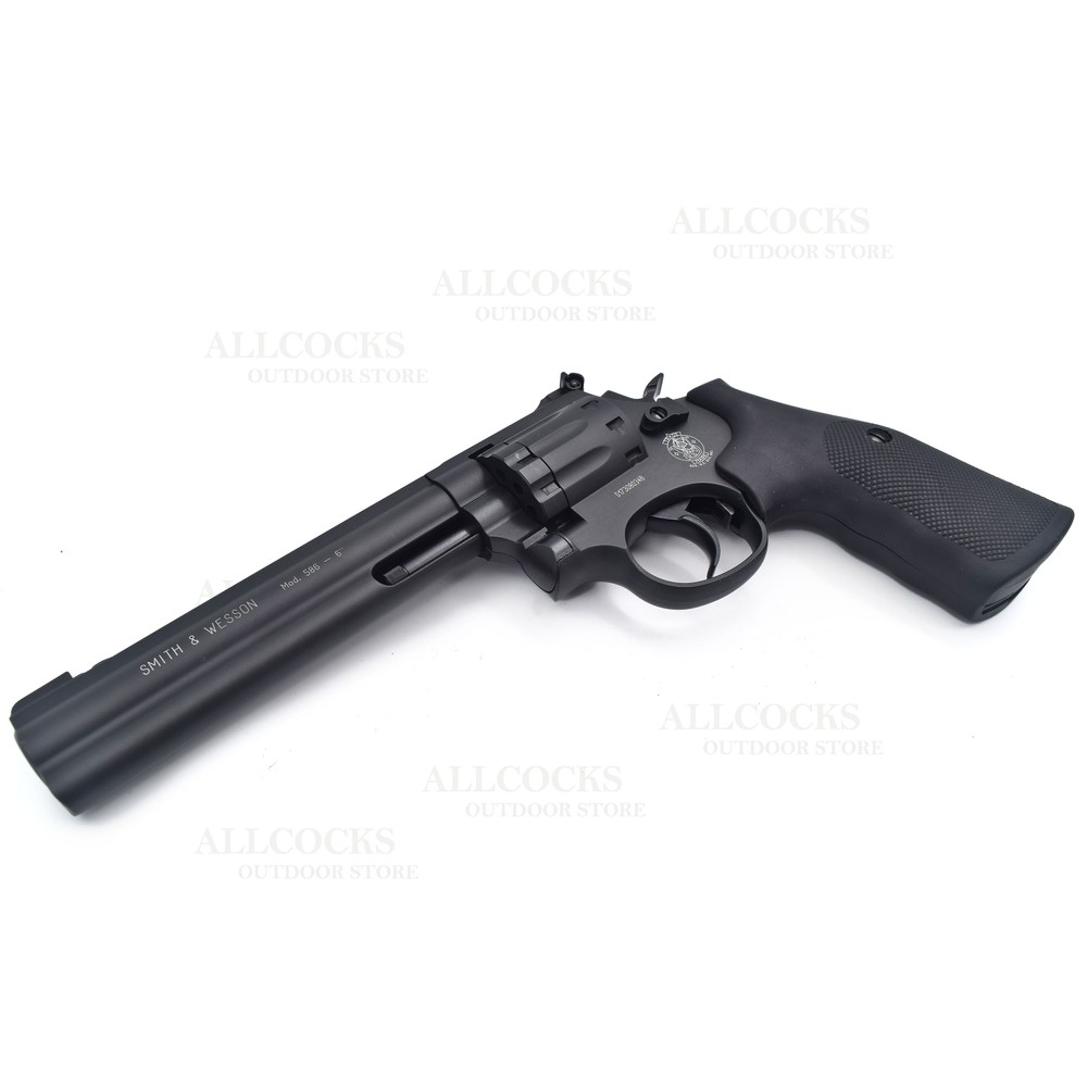 Umarex Smith & Wesson 586 CO2 Air Pistol - 6