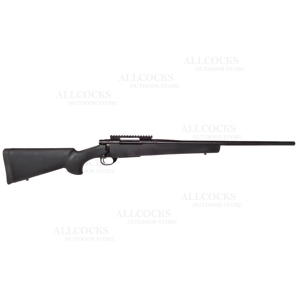 Howa Howa 1500 Rifle - Black Hogue Stock in Blued