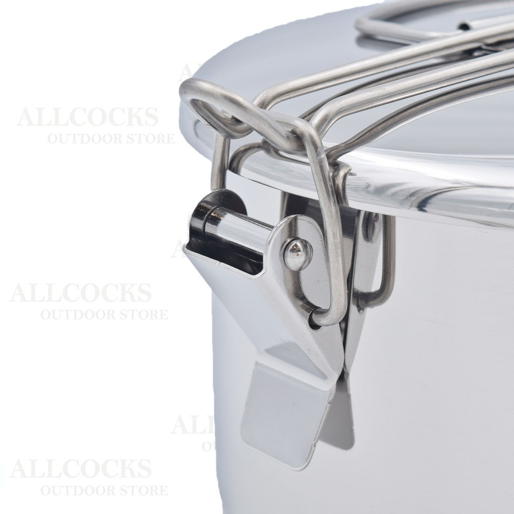 Zebra Lunch Box Stainless Steel