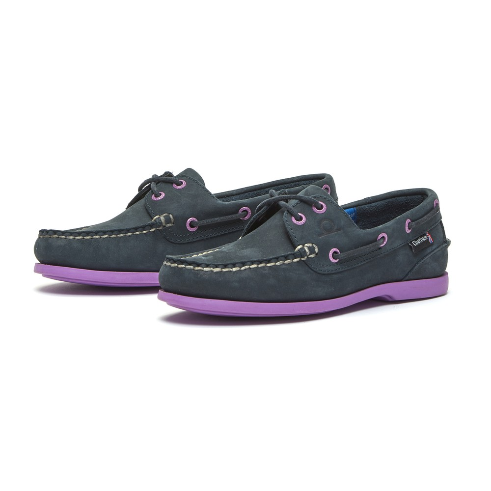 Chatham Chatham Pippa II G2 Leather Boat Shoe