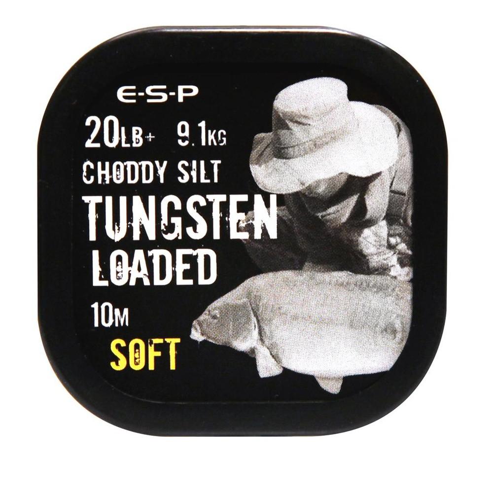 ESP Tungsten Loaded Coated Braid - Silt Silt