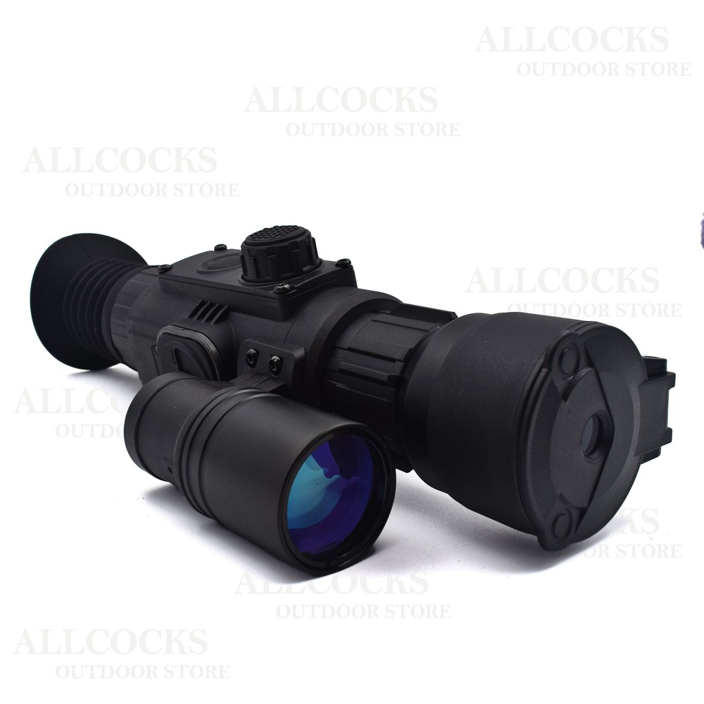 Yukon Sightline N450S Digital Night Vision Riflescope