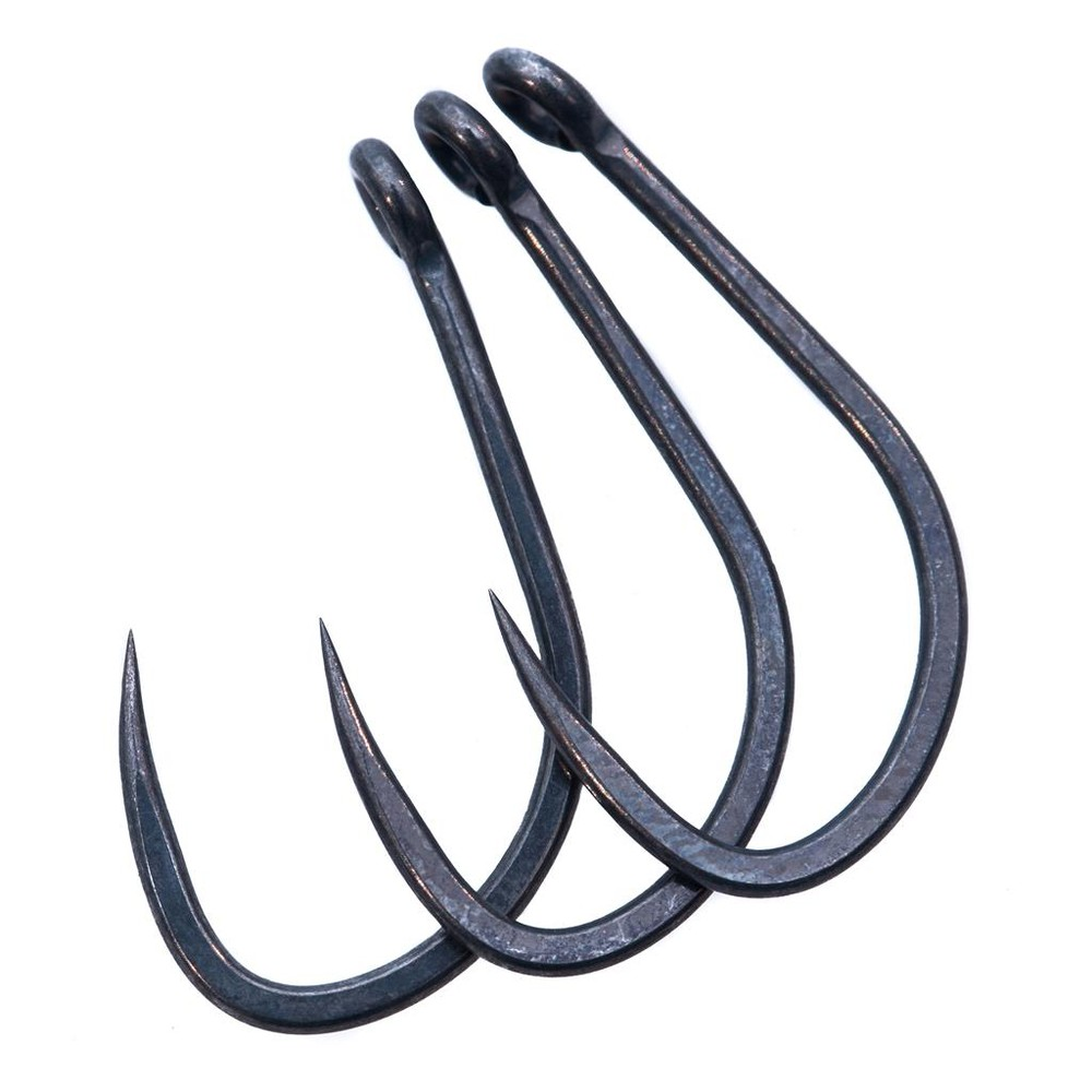 ESP Cryogen Gripper Hooks - Barbless Charcoal