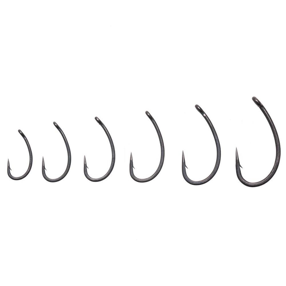 ESP Cryogen Curve Shanx Hooks Charcoal