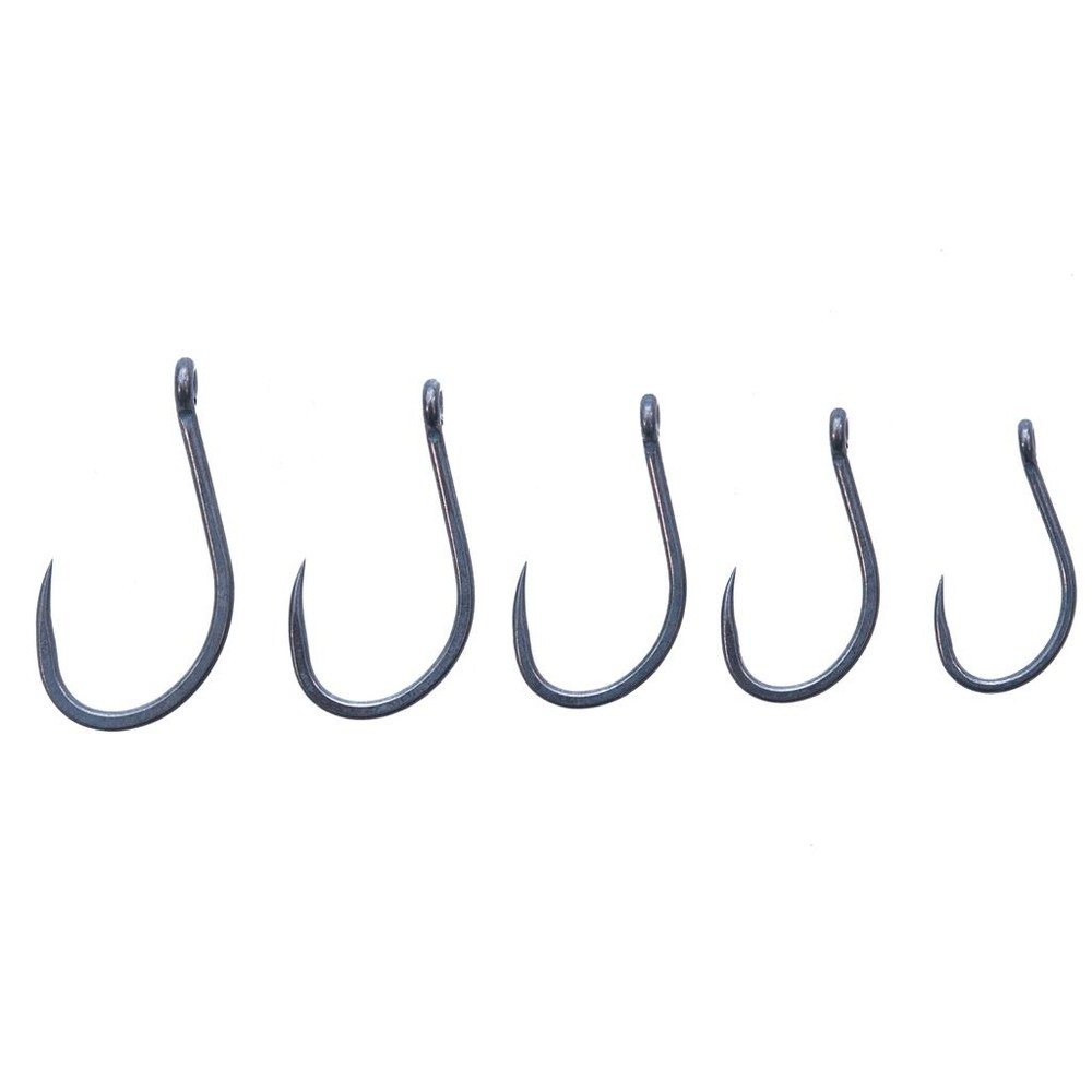 ESP Cryogen Grip Rigger Hooks - Barbless Charcoal