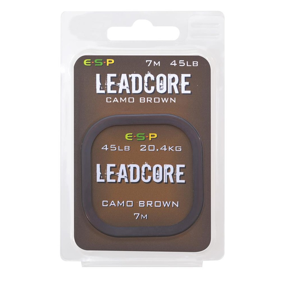 ESP Leadcore 7Mtr - Camo Brown Camo Brown