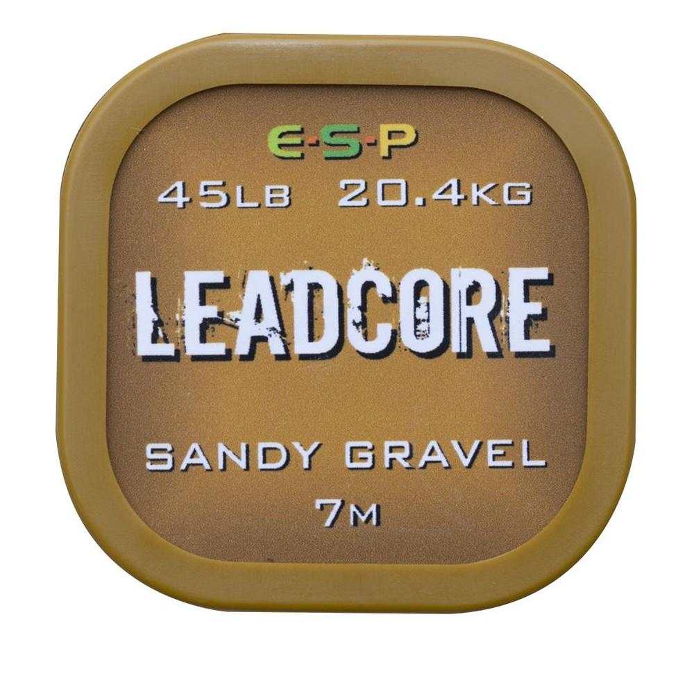 ESP Leadcore 7Mtr - Sandy Gravel Gravel
