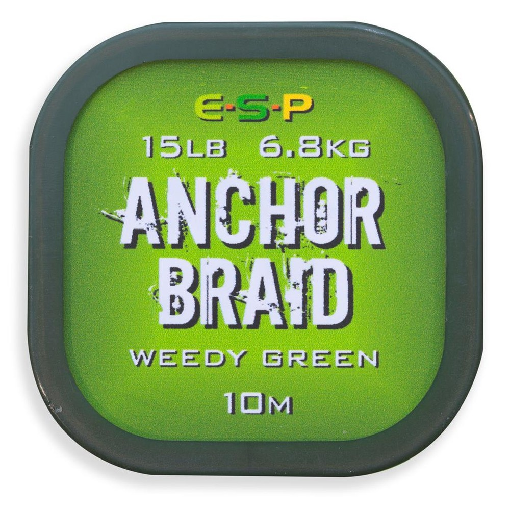 ESP Anchor Braid - Weedy Green - 10m