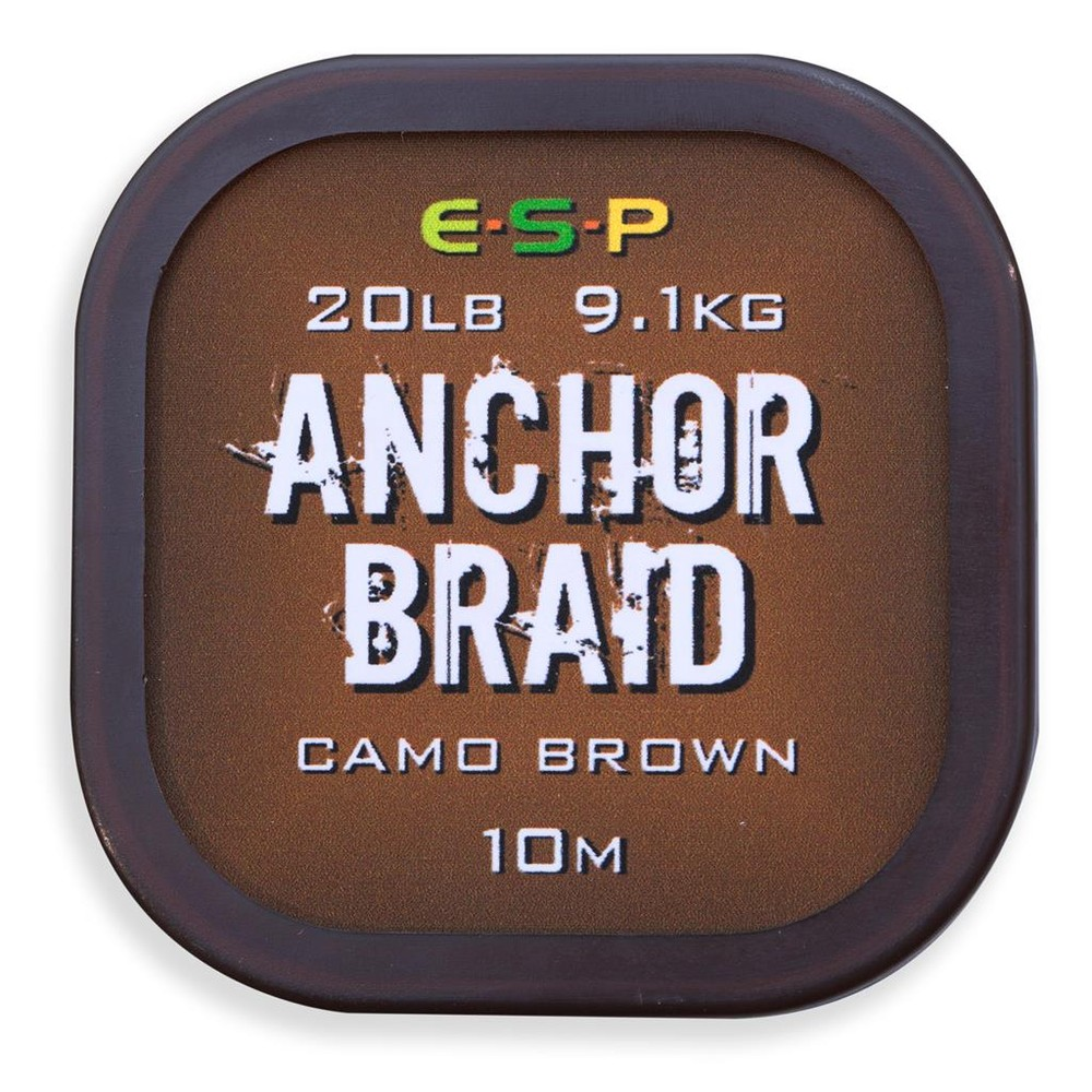ESP Anchor Braid - Camo Brown Camo Brown
