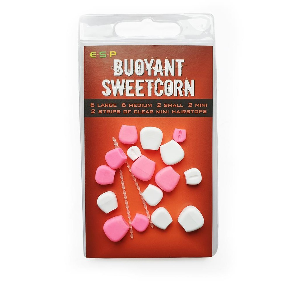 ESP Big Buoyant Sweetcorn - Pink White