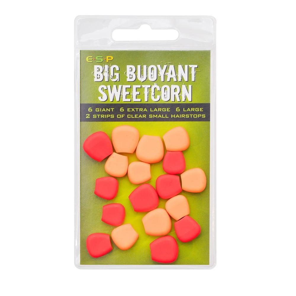 ESP Big Buoyant Sweetcorn - Red Orange