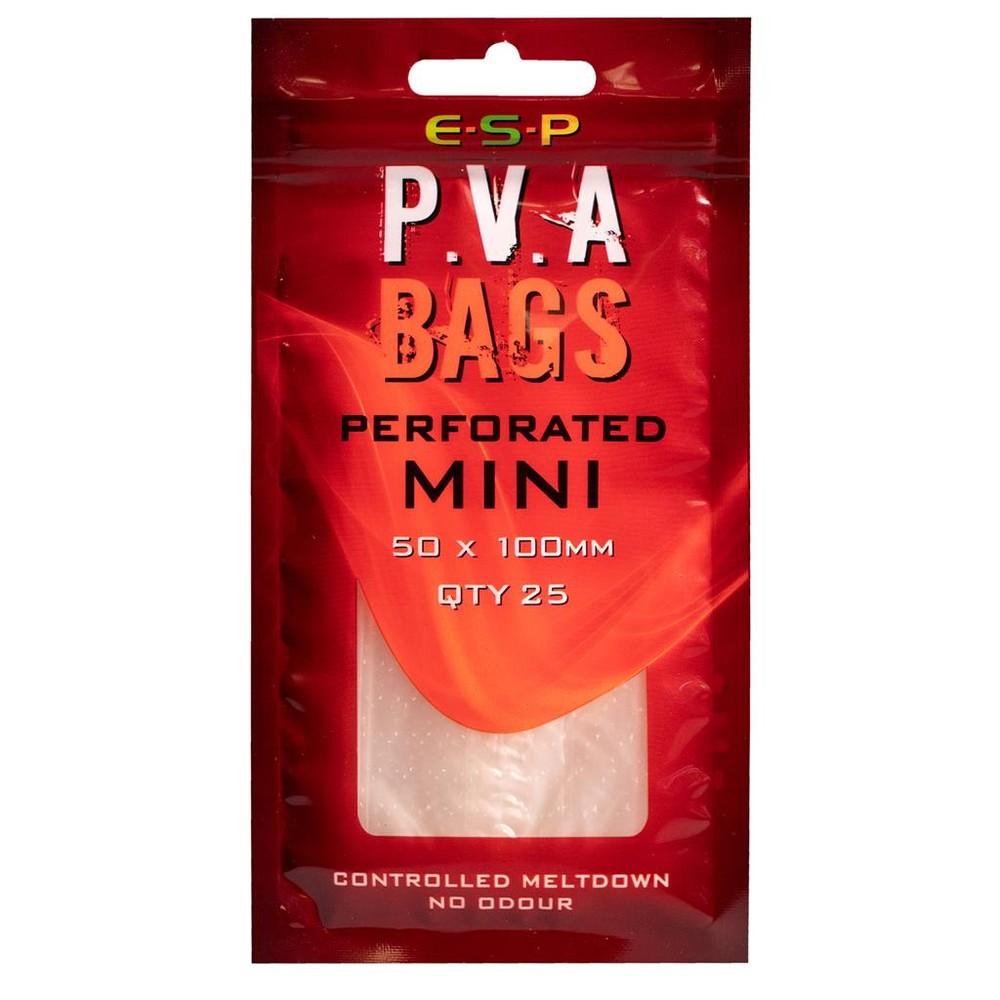 ESP PVA Bag MK2 - Perforated Transparent