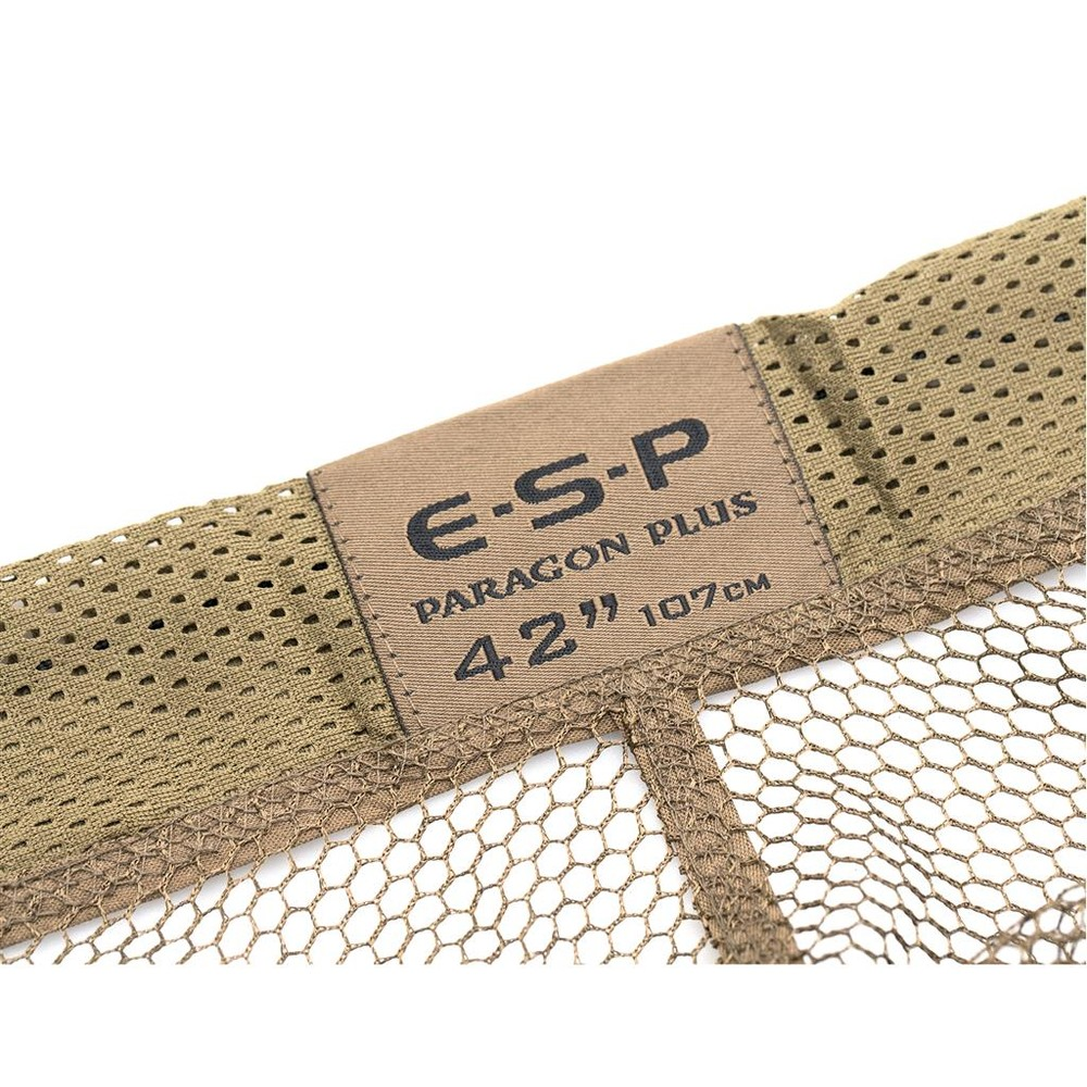 ESP Paragon Plus Landing Net Green