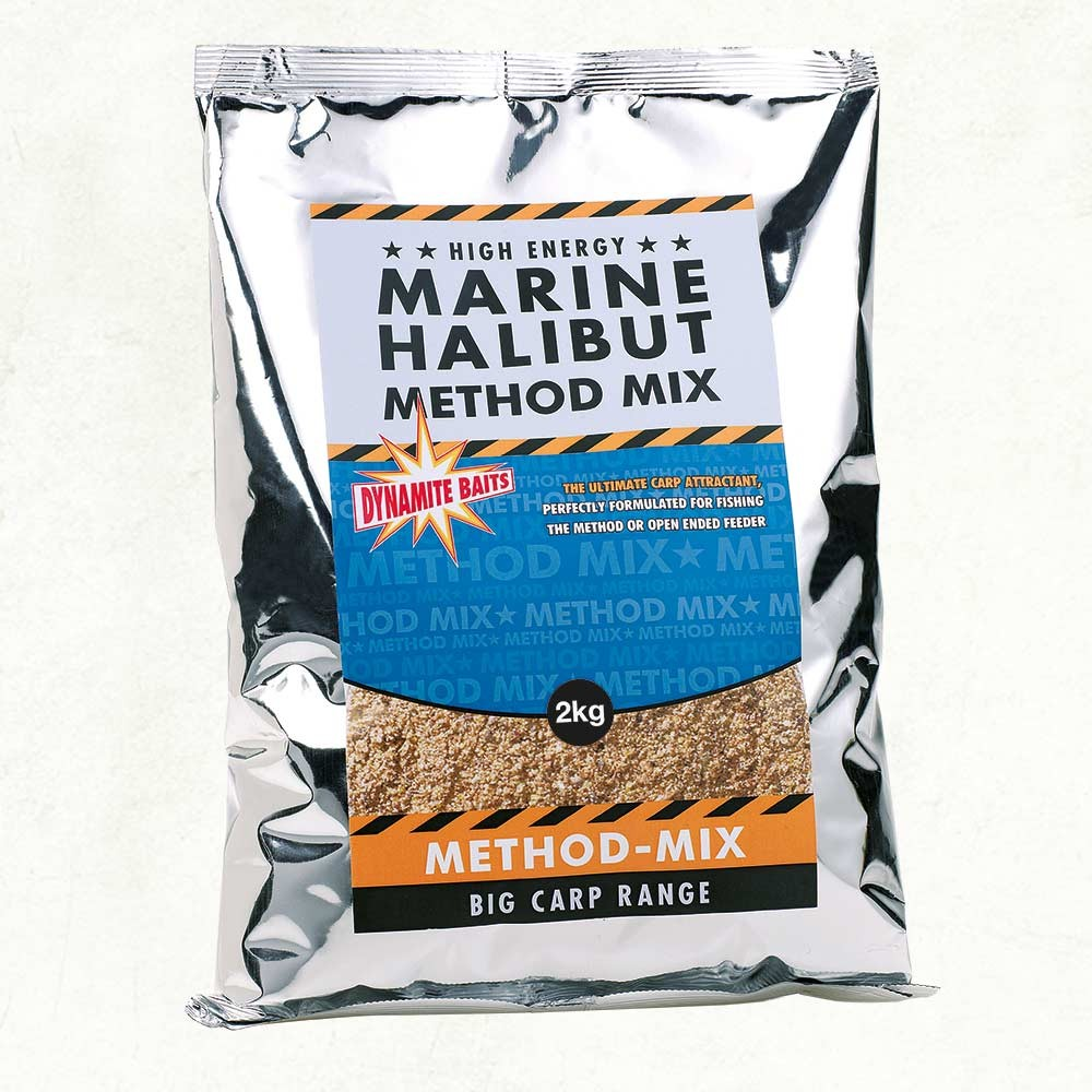 Dynamite Baits Marine Halibut Groundbait - 1kg