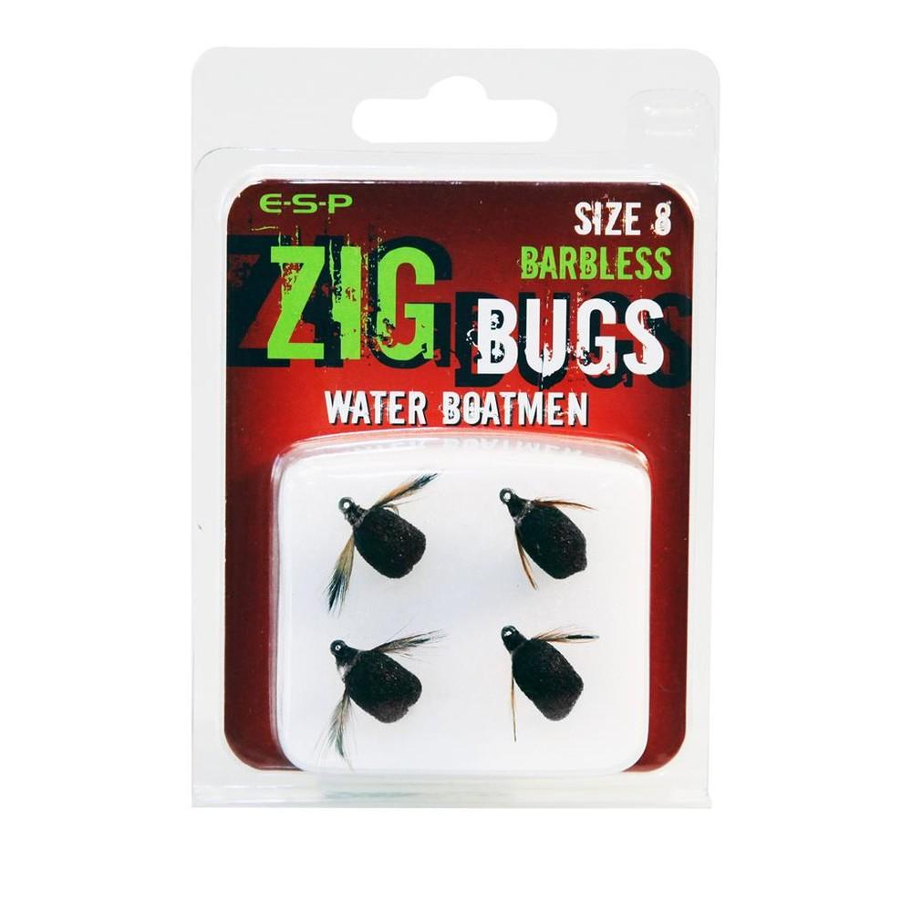 ESP Zig Bugs - Barbless