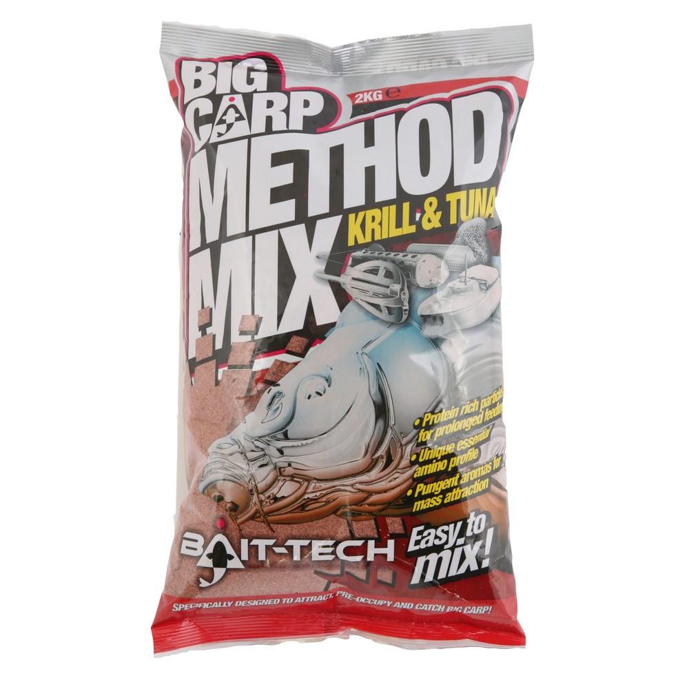 Bait-Tech Big Carp Method Mix - Krill & Tuna