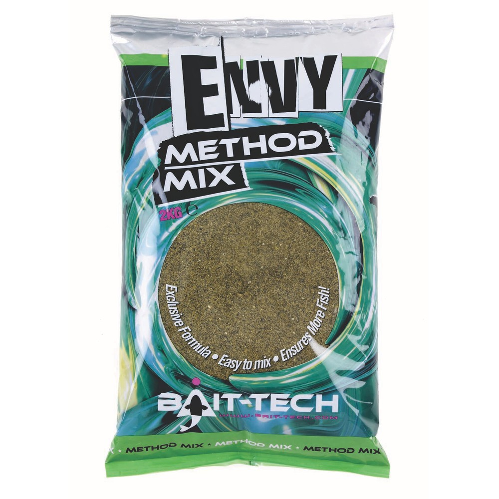 Bait-Tech Envy Method Mix