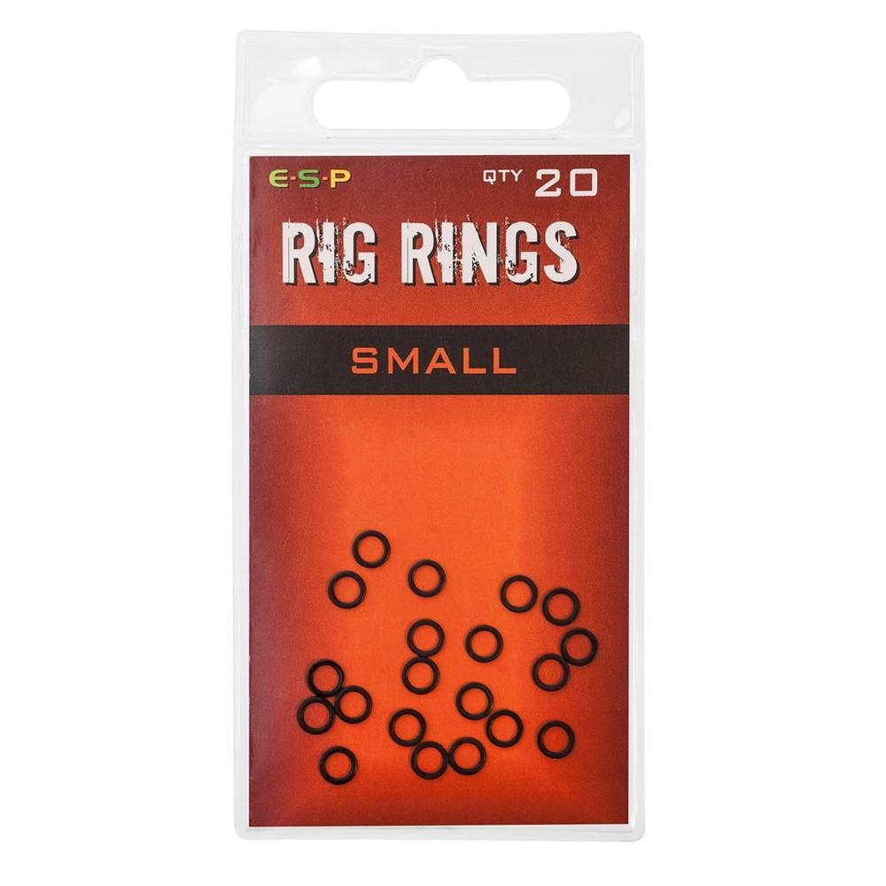 ESP Rig Rings Black