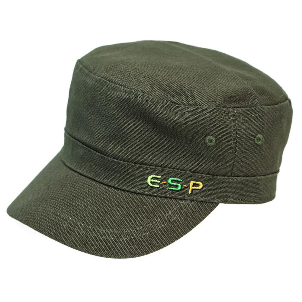 ESP Military Cap - Olive Green