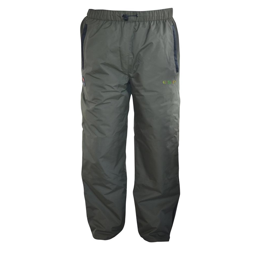 ESP 25K Quilted Waterproof Trousers Olive