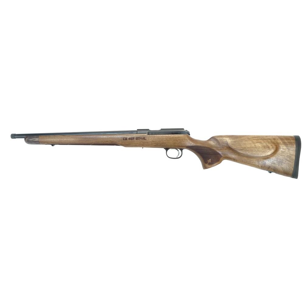 CZ 457 Royal Rifle - 16