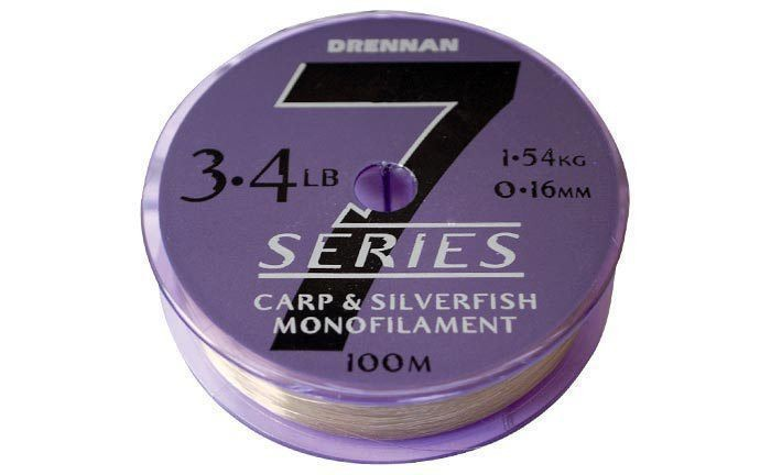 Drennan Series 7 Carp & Silverfish Mono Transparent