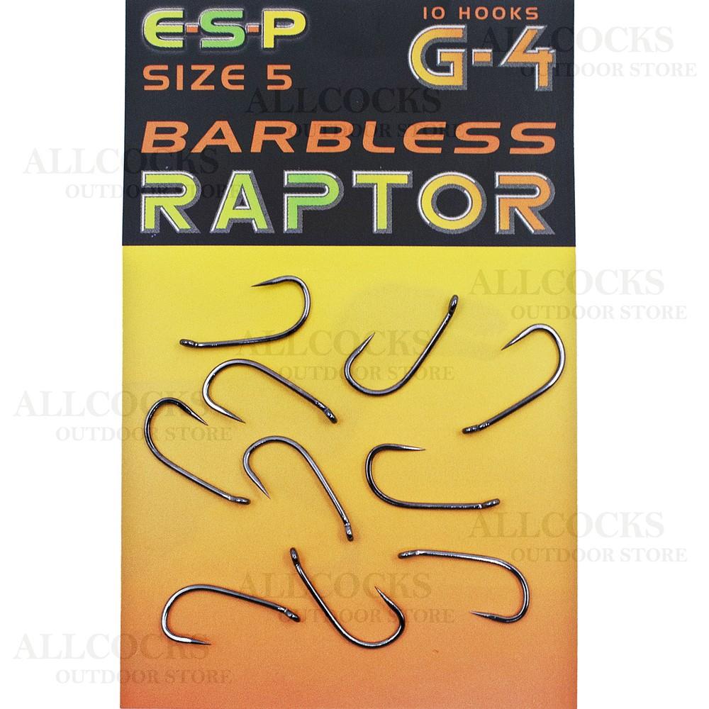 ESP Barbless Raptor G Hooks