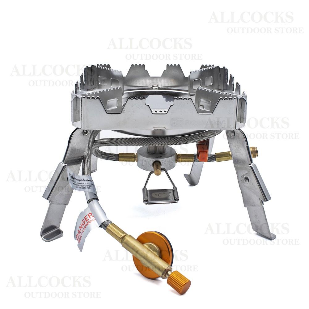 RidgeMonkey Quad Connect Stove - Primary Head Grey