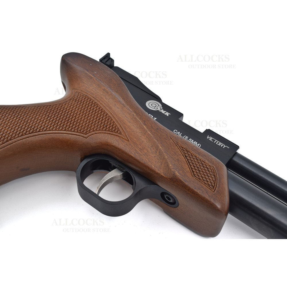 SMK Victory CP1 CO2 Air Pistol Wood