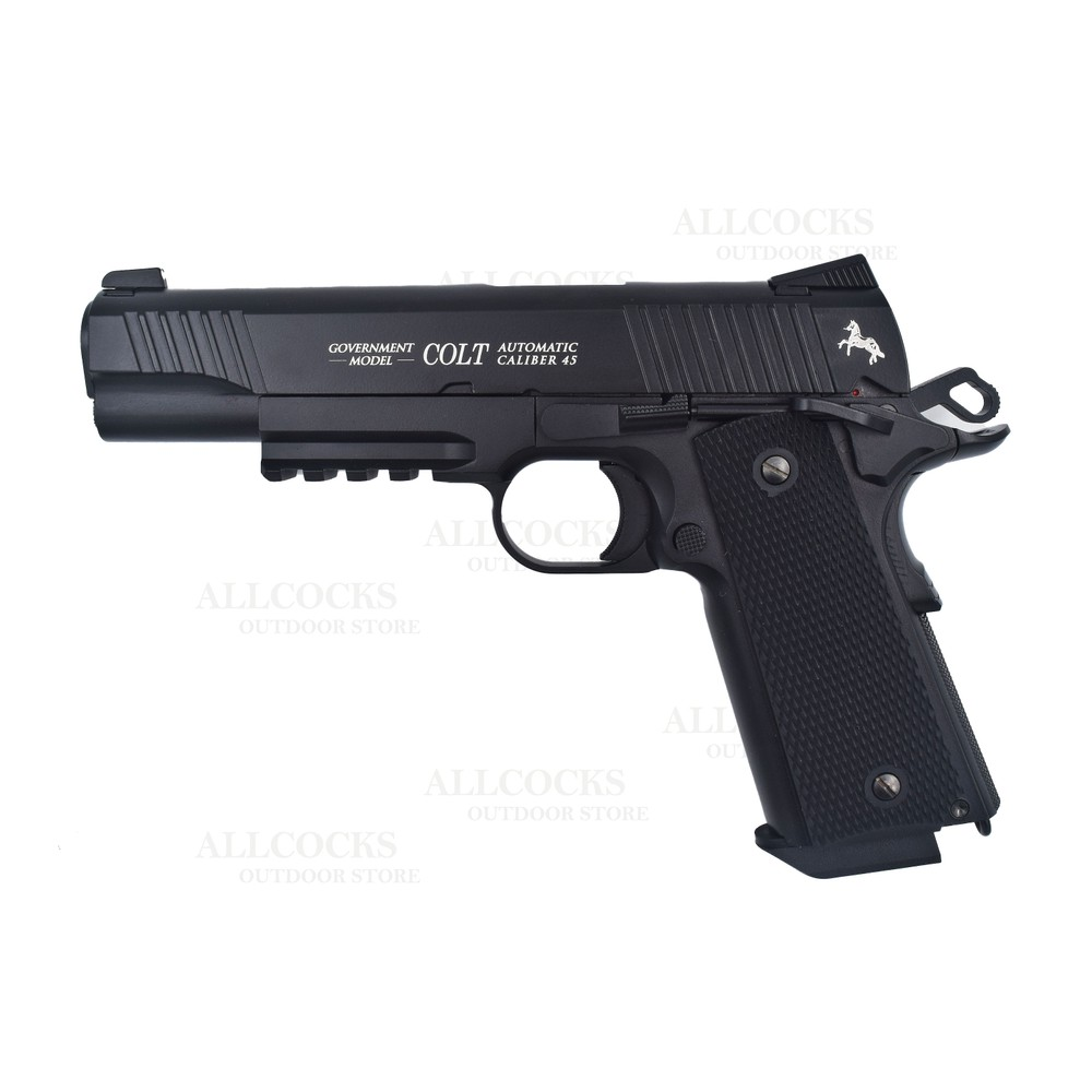 Colt Umarex  M45 A1 CQBP CO2 Air Pistol - 4.5mm BB
