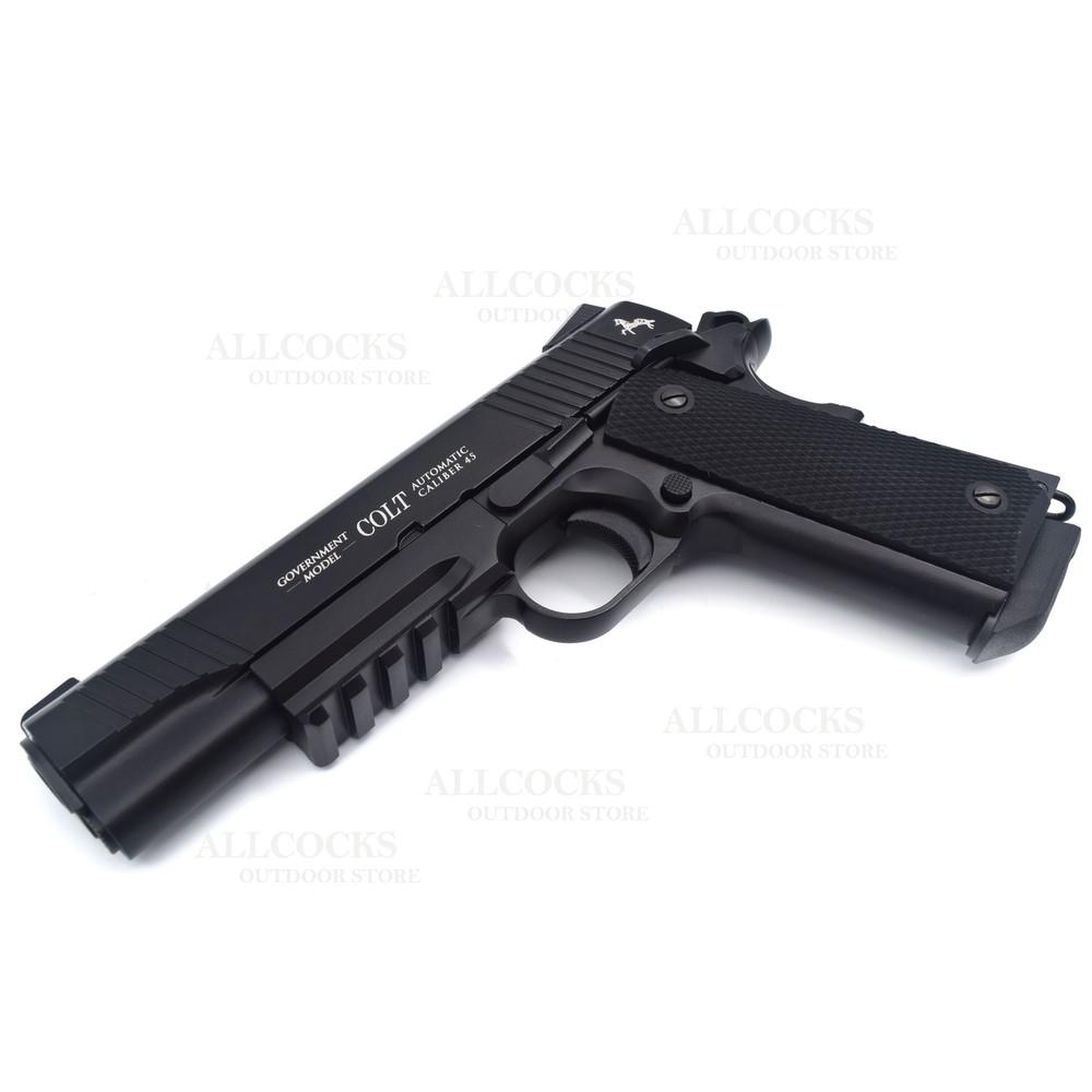 Colt Umarex  M45 A1 CQBP CO2 Air Pistol - 4.5mm BB Unknown