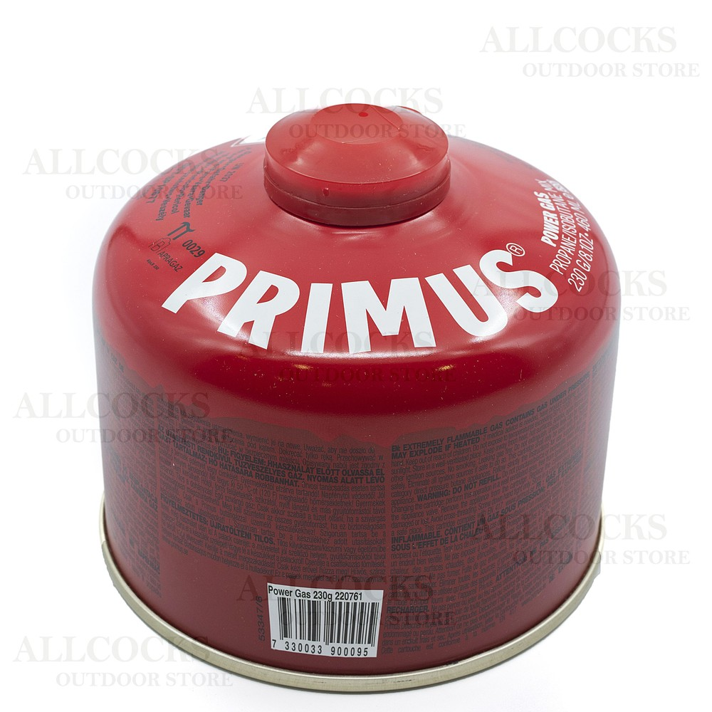 Primus Power Gas - 230g Red