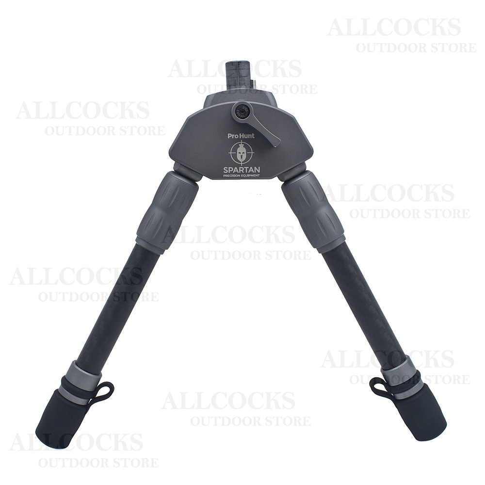 Spartan Pro Hunt Bipod - Standard Length Grey