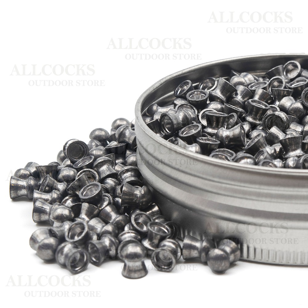 Webley Accupell Domed Air Gun Pellets Lead