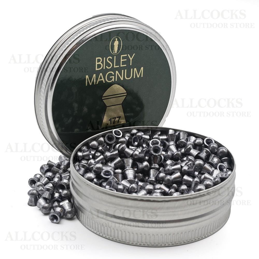 Bisley Magnum Pellets Green