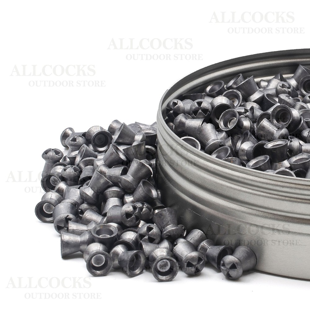JSB Hades Diabolo Pellets - .22 - 5.50mm Grey
