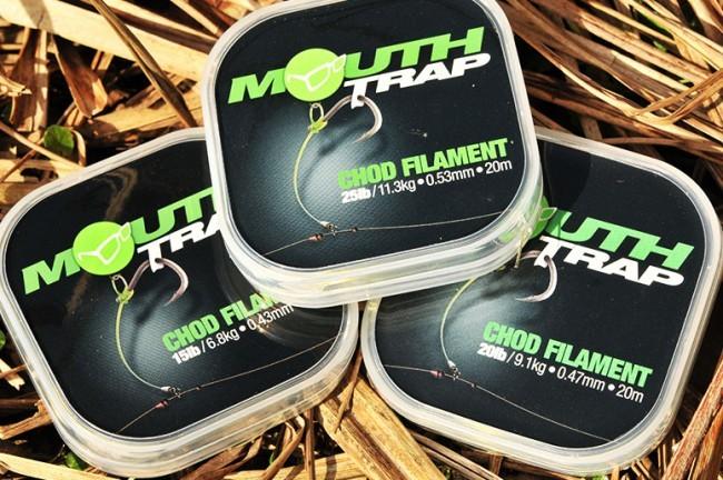 Korda Mouth Trap Green