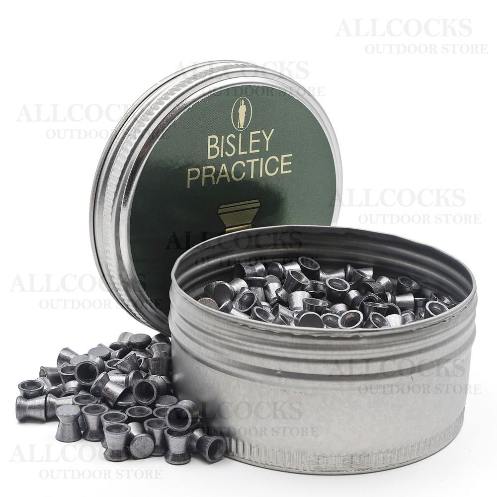 Bisley Practice Pellets - .22 Unknown