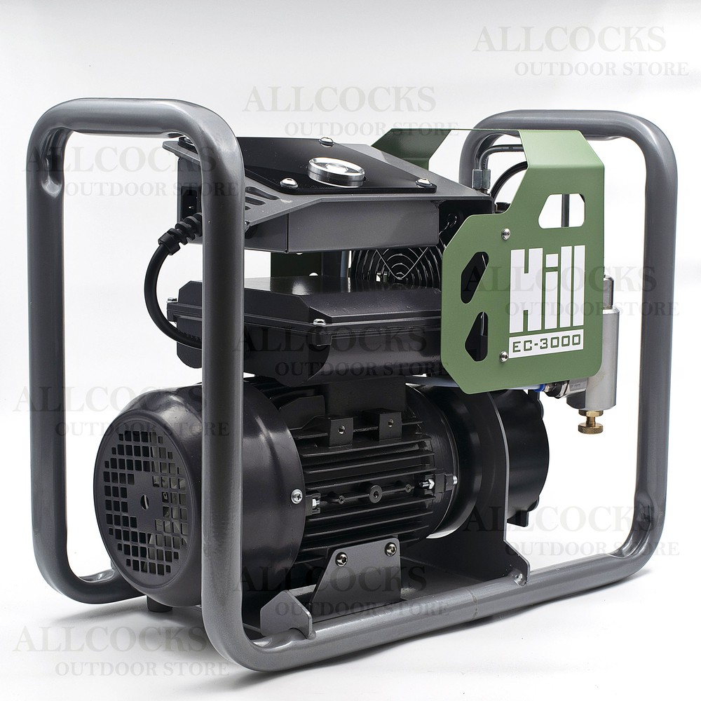 Hill Air Compressor - EC3000 Electronic