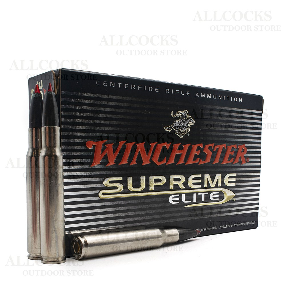 Winchester .30-06 Ammunition - 150gr - Supreme Elite XP3