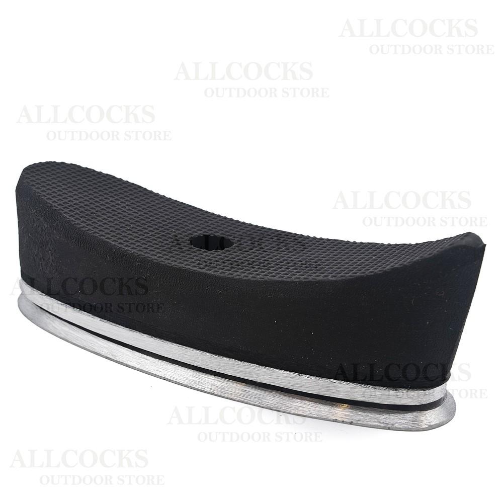 Bisley Adjustable Butt Pad Black