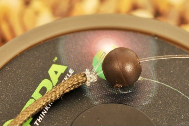 Korda Safe Zone 5mm Rubber Beads Weed
