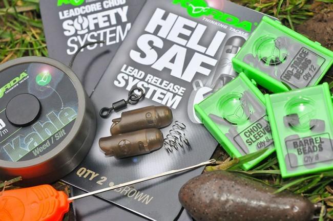 Korda Heli-Safe Lead Release System