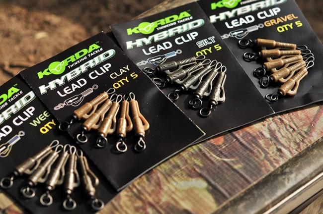 Korda Hybrid Lead Clip