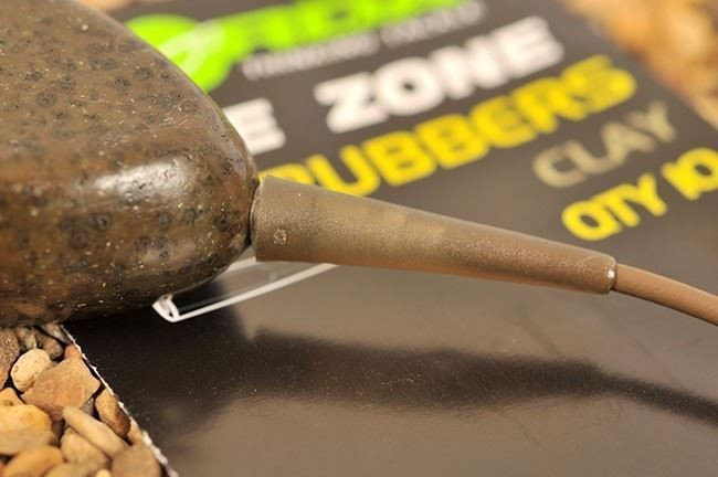 Korda Safe Zone Tail Rubbers Silt