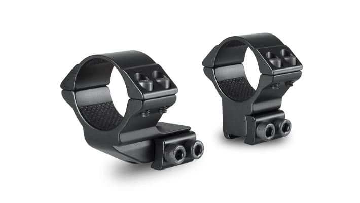 "Hawke Hawke Extension Scope Mounts - 9-11mm Dovetail - 1"" Tube in 30mm"