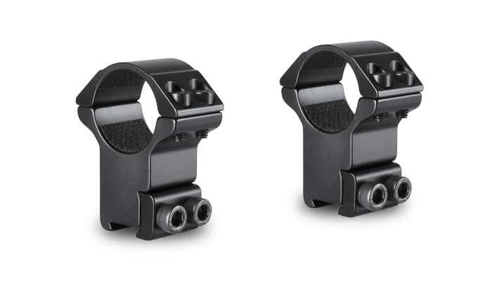 Hawke Match Two Piece Scope Mounts - 9-11mm Dovetail 1
